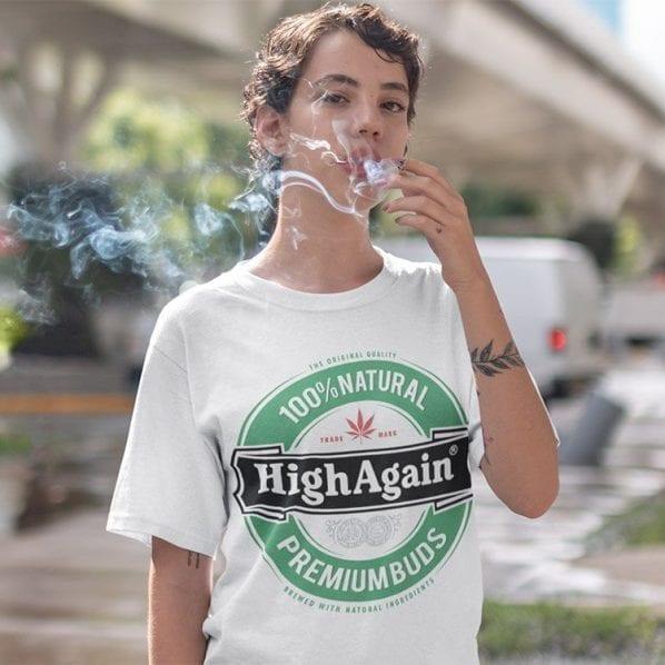 Funny 420 Shirts