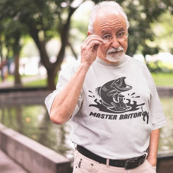 Funny Fishing T Shirts