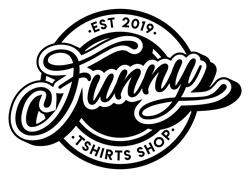 Funny T Shirts Shop Logo